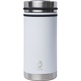 MIZU V5 Insulated Bottle with V-Lid 500ml, enduro white